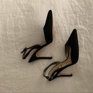 Sam Edelman - Black Slingback Heel